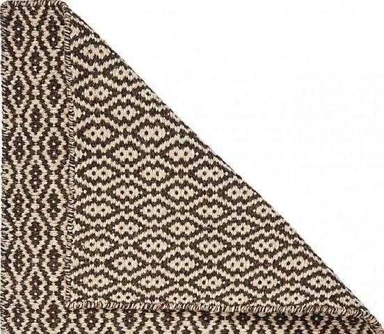 Hook and Loom Corsican Wool Woven seams